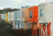San Francisco Bay Area Artists / Some of the great local artists whose work I keep an eye out for.