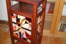 Vitráž Tiffany Lampa do Skrine / Vitráž Tiffany Lampa do Skrine http://sk.sooscsilla.com/tiffany-lampy/ http://sk.sooscsilla.com/portfolio/vitraz-tiffany-lampa-do-skrine/