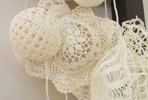lace sculpture