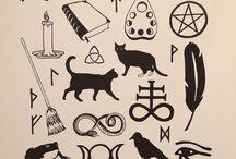 Tattoo - Witch