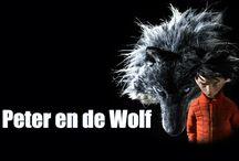 Thema: sprookjes met een wolf