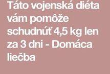 Vojenská dieta