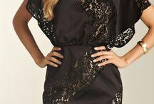 Fashion: My Little Black Dress wishlist / Black dresses I love...LBD♥