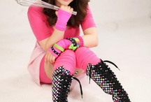 Rosanna Pansino / Rosanna Pansino is another YouTube user. She makes really cool sweets that would fit people who love sweets like me!!!