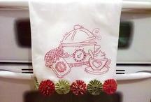 Crafty Schiz ~ Embroidery