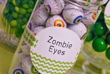 plants versus zombies parties / by Rebecca Becky Deason