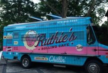 Ruthie's Food Trucks / 3 mobile food trucks: Ruthie's Rolling Cafe, Ruthie's Rolling Cafe Too, and Ruthie's Rolling Creperie are part of In Any Event Dallas - a full service special event planning business known for our creativity, attention to detail and personal service