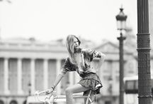 In Black and White / by Shantal