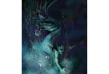 Creepy mermaids / by Sara Lyn