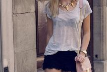 Love fashion / Simpel and cute