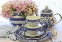 Tea Time Calendar / Tea Time