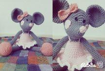 Amigurumi Collection K&Co. / Amigurumi Dolls & Toys