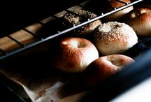 Bagel, Bread, Buns, Brioche and Pretzel