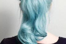 Pastel Hair / Pastel hair inspirations