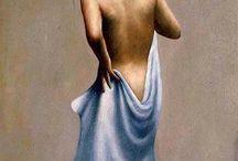 Nude - art / by Edina Orbán
