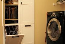 Laundry rooms / by Thea Rossouw