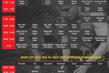 MOOD CITY CLUB DERS PROGRAMI