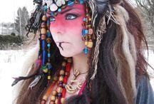 Fantasy costume