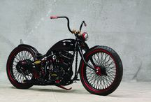 Bobbers / Inspirations for my coming old school motorbike