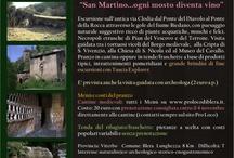 Etruscan & Roman Sites in Italia