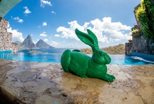 Easter at Jade Mountain / by JADE MOUNTAIN