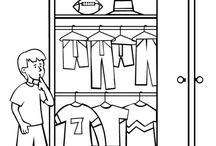 La ropa unit / by Rebecca Shane