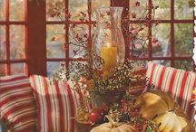 Decorating Cozy spaces / by Betty Holloway Brown