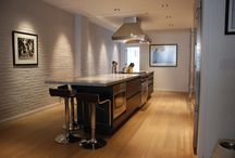 Project New York - Z-parket - Floor: Nice / A modern apartment with an elegant and bright Z-parket Nice floor. #zparket #interiordesign #oakhardwoodflooring #solidfloor