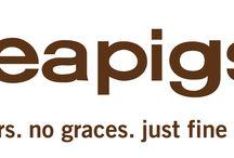 Ceaiuri Teapigs / No airs. No graces. Just fine tea.