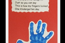 kindergarten / by Lenora Biggs
