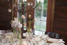 dekorerte bord