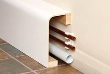 Versa 5 Pipe Boxing / Our Versa 5 pipe boxing range is a highly versatile and adaptable solution for concealing pipework in both domestic and commercial applications from bathrooms and kitchens to major heating installations.