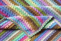 stripe deken
