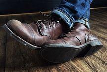 Moda uomo scarpe