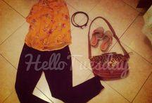My Style  / Thanks God I'm Woman ^^
