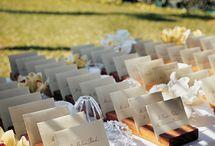 Escort Card Displays / by JDWC Weddings