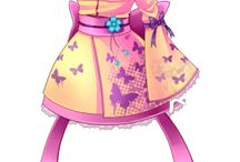 ropa anime