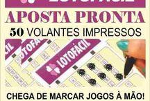 Volantes Lotéricos Impressos