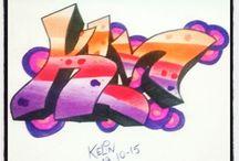 Graff. / Graffiti