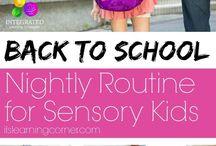 Sensory kids