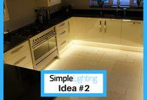 Simple Lighting Ideas