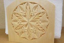 tablas talladas