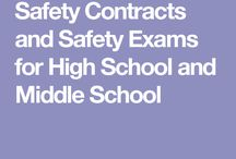 Lab Safety / Tips, demos, activities, and other teacher resources for being safe in the science lab.