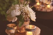 Centerpieces / Table centerpieces