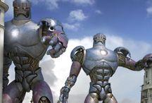 Marvel Sentinels
