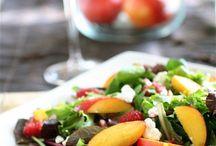 Food - main: salads
