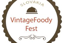 Vintage Foody Fest / One cannot think well, love well and sleep well, if one has not dined well... #vintagefoodyfest