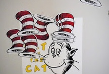 School__dr. Seuss!! / by Kelli Hulin