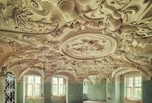 Abandoned Buildings and Spaces