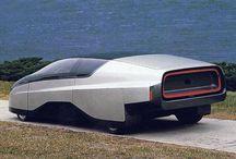 Vehicle Design - Retro